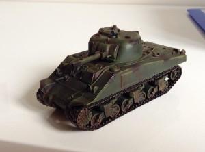 C'est le tank moyen le plus connu des alliés, produit par les USA